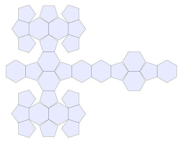 PolyhedratruncUVMap
